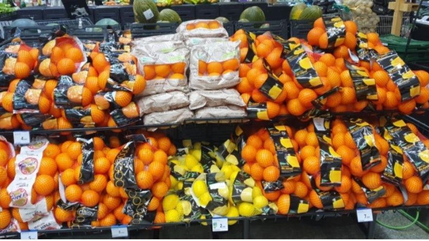 El Corte Inglés inicia la campaña de cítricos apostando por la naranja valenciana