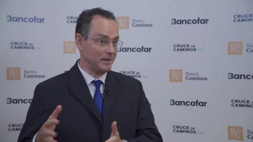 """Pedro Baños: """"Hay que buscar el equilibrio social con los avances tecnológicos"""""""