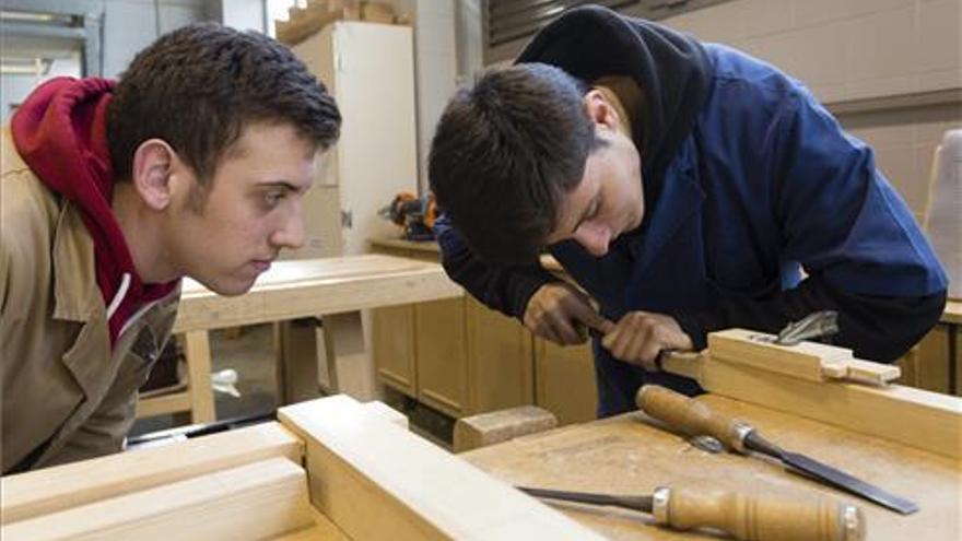 Estudiantes de Castellón priorizan la vocación al empleo
