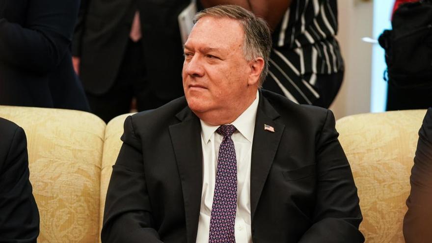 EEUU pone en marcha el proceso para restablecer sanciones a Irán