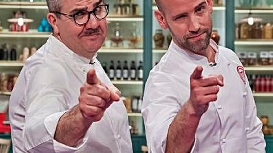 """""""Masterchef"""" plantea hoy el reto de cocinar bajo cero"""
