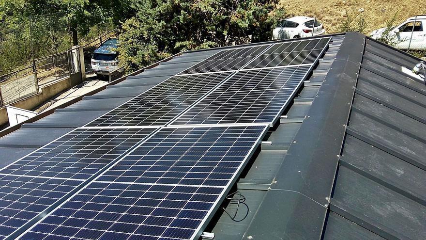 Girona és la segona província amb més energia fotovoltaica d'autoconsum