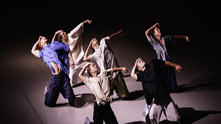 Dansa al carrer: Anhelo