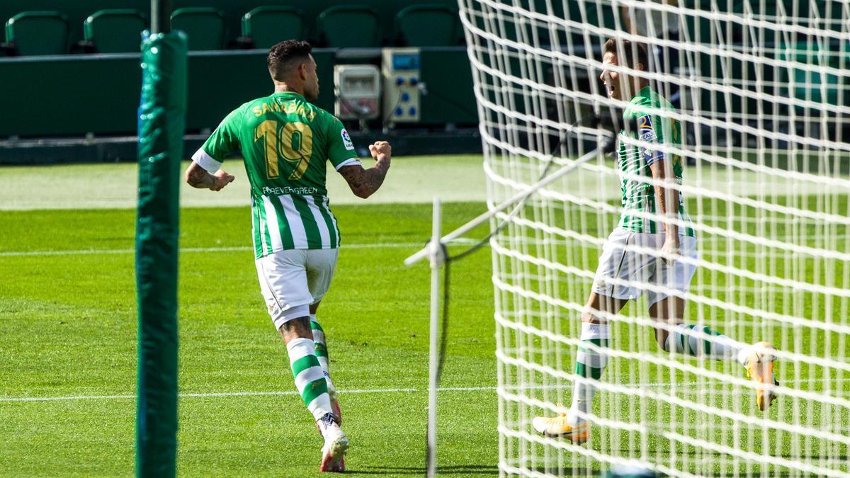 Betis - Elche CF: las imágenes del partido