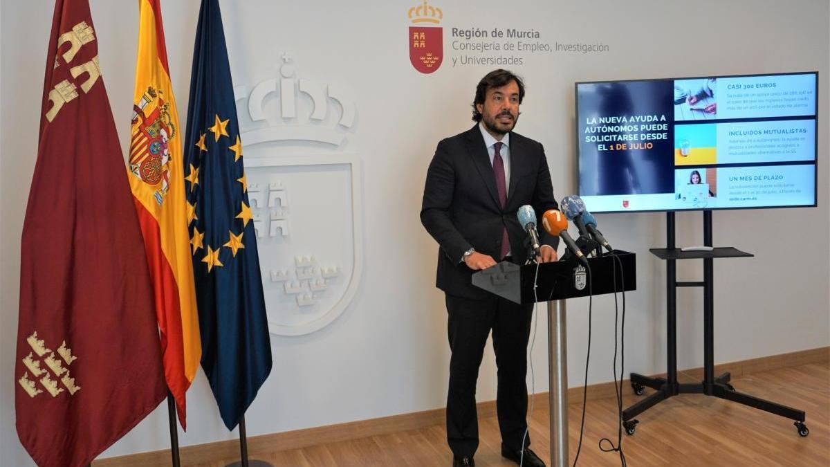 La Comunidad completará el sueldo de 950 euros a los trabajadores de los ERTE