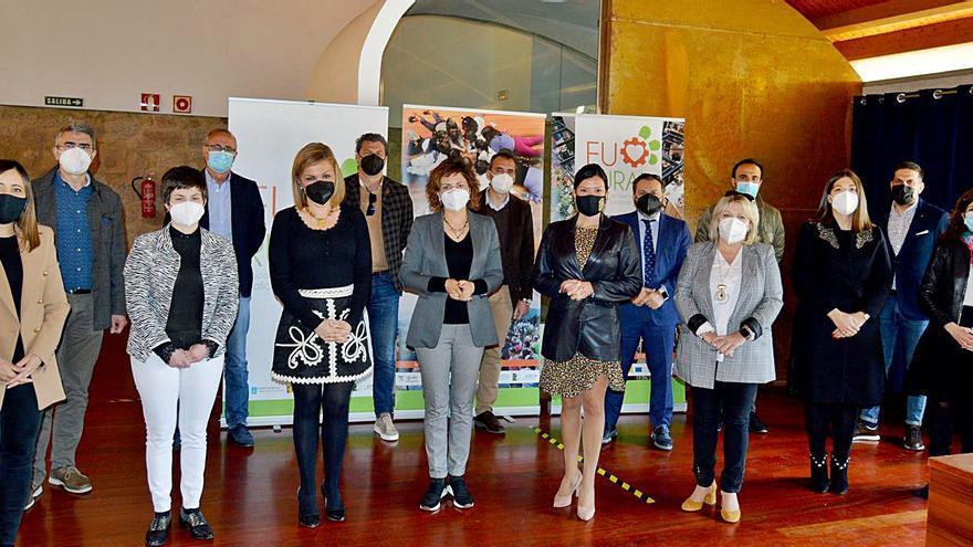 14 concellos sorprenden cos seus produtos en Fitur