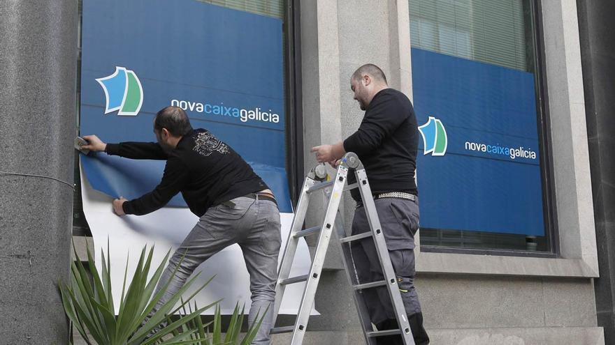 """La Audiencia Nacional culpa a Caixa Galicia del rescate del FROB a la """"fusión obligada"""""""