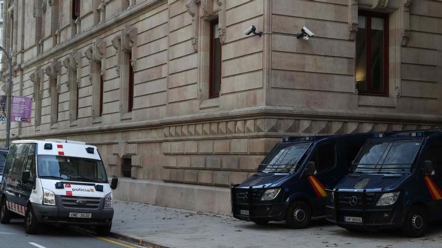 A prisión un anciano por asesinar a su mujer enferma en Barcelona