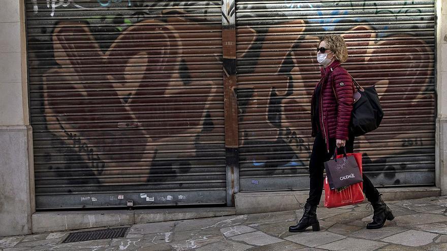 Las restricciones se mantendrán en Mallorca hasta final de mes salvo en el gran comercio