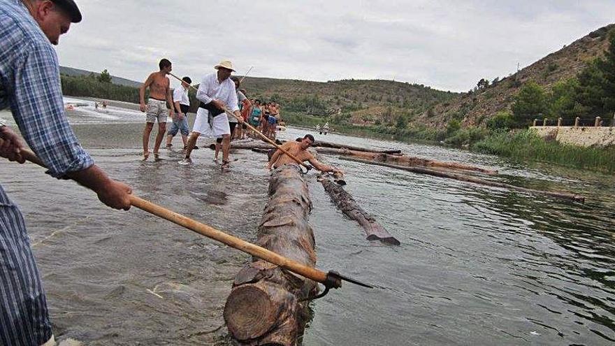 La Baixada dels Raiers de Nargó s'ajorna al 21 d'agost