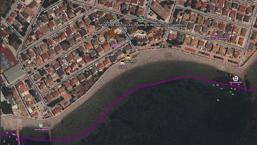 Fallece un niño de cuatro años ahogado en una playa de Murcia