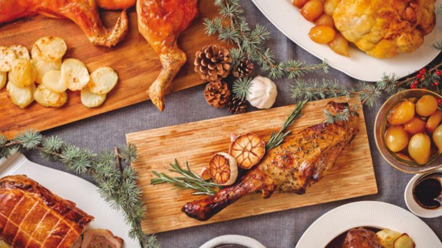 Mercadona ofrece un nuevo servicio de cenas y comidas caseras para Navidad