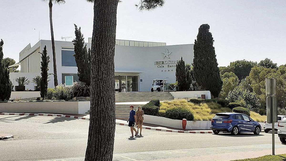 Una imagen del hotel donde se ha producido este brote que, de momento, afecta a 6 empleados.