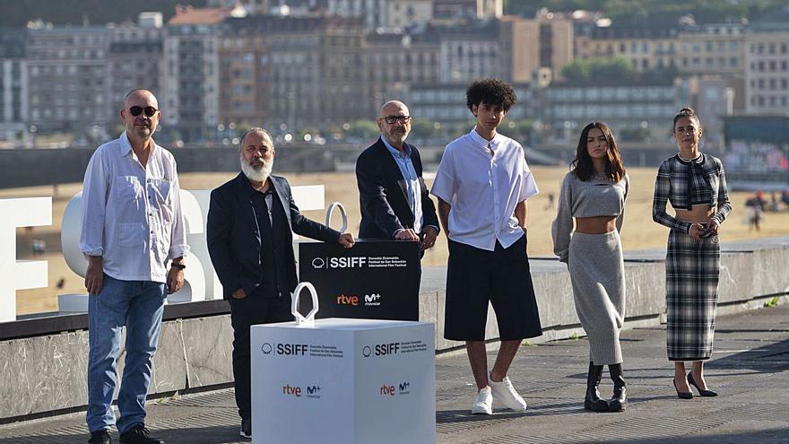 La película 'La hija' se estrena en San Sebastián