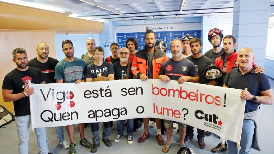 Sindicatos urgen revocar los refuerzos de Bomberos tras un nuevo auto judicial