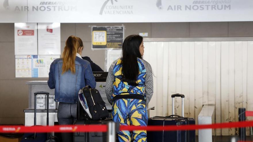 Air Nostrum lanza una nueva ruta de Valencia a Granada en primavera y verano