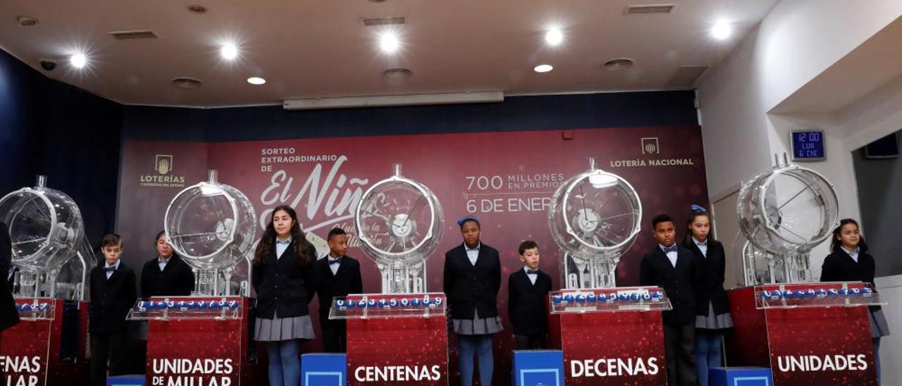 Lotería del Niño 2020: así ha sido el sorteo y las celebraciones