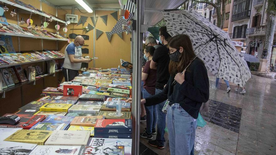 Las actividades literarias se refugian en Can Balaguer