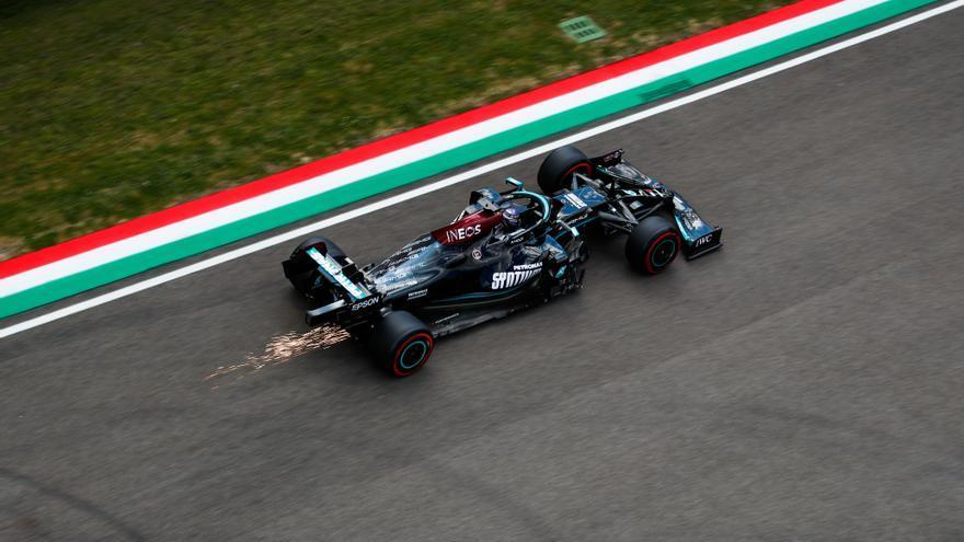 Sigue en directo la carrera del GP de Emilia-Romaña de Fórmula 1