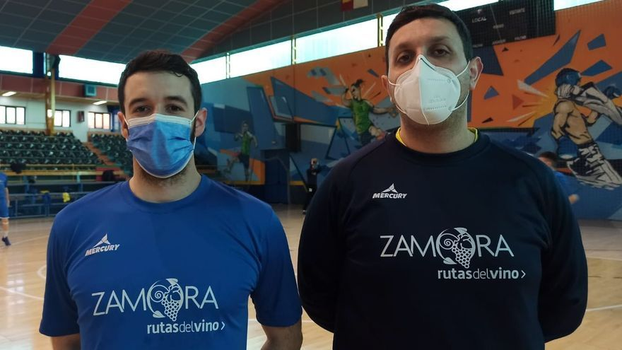 """Ricardo Margareto, técnico del BM Zamora: """"Tenemos que ir a muerte desde el primer minuto"""""""
