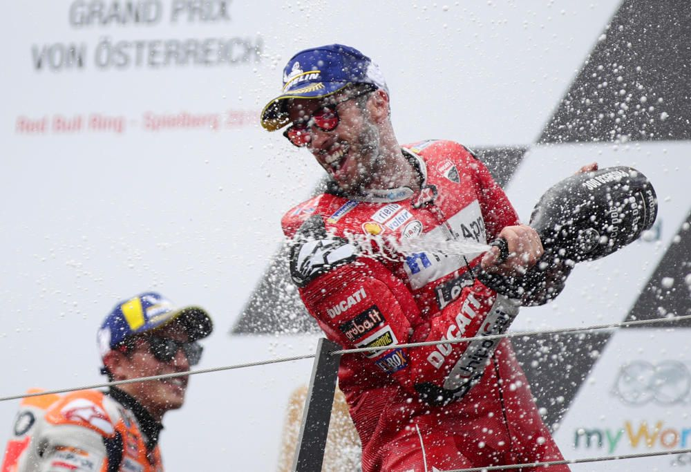 Gran Premio de Austria de MotoGP