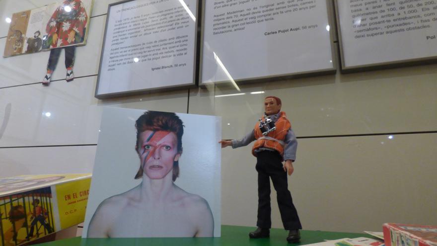 Inauguració de l'exposició participativa 'Juguem?'