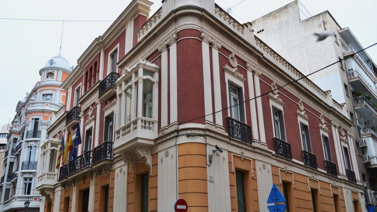El Instituto Juan Gil-Albert abre sus puertas el lunes con todas las garantías de seguridad