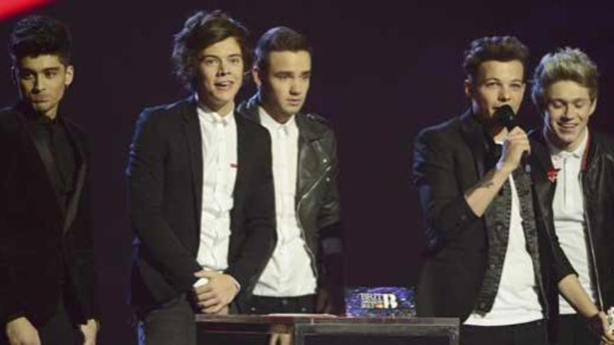 One Direction actuarán en Madrid y Barcelona