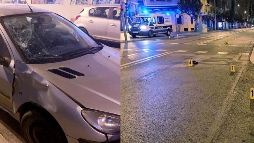 Hallan al propietario del coche fugado en un atropello mortal en Castelló