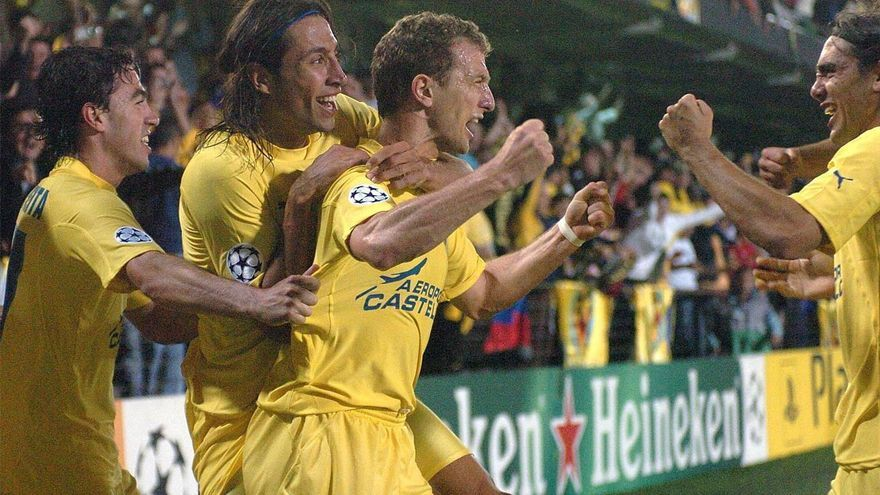 El Vasco Arruabarrena recuerda el histórico gol del Villarreal al Inter de Milán