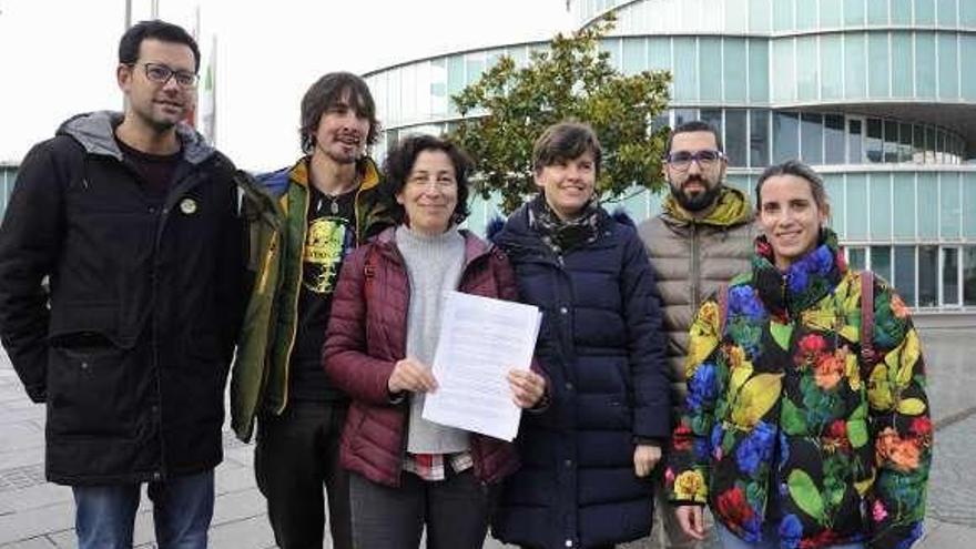 Salvemos Catasós cuestiona el retraso del plan de conservación del bosque de Quiroga