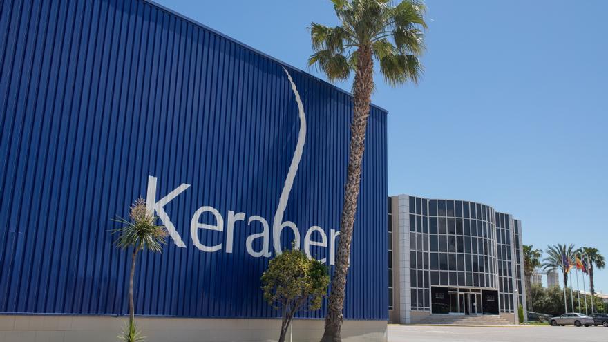 Keraben mantiene unas ventas al alza en el arranque de este año