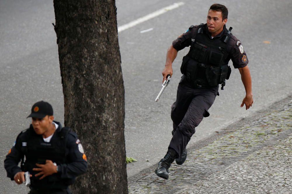 Incidentes Flamengo