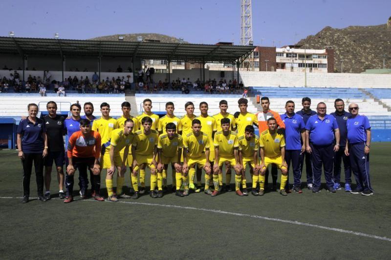 Fútbol base, nacional sub-16: Canarias-Murcia