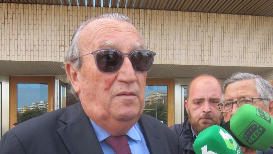 Investigan si Fabra ocultó bienes para complicar la ejecución de su condena