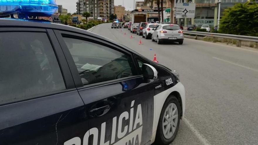 Da una paliza a su novia y un amigo del maltratador agrede a dos policías en Murcia