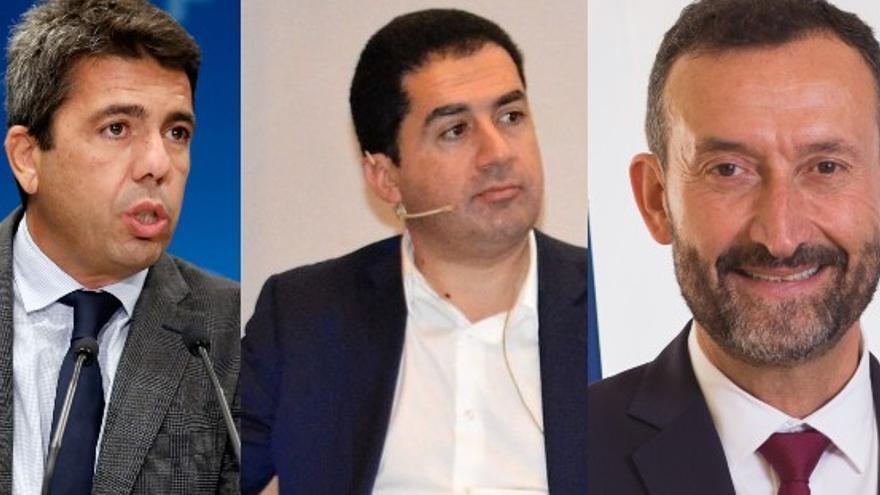 El presidente de la Diputación y los alcaldes de Alicante, Elche y Alcoy consideran que no se debe perder el laboratorio de análisis de aguas