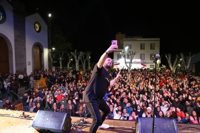 Concierto de Manny Manuel en Valleseco