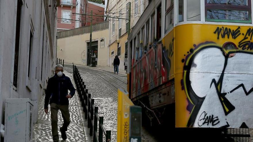 Portugal aumenta ligeramente sus contagios diarios con más de 2.900