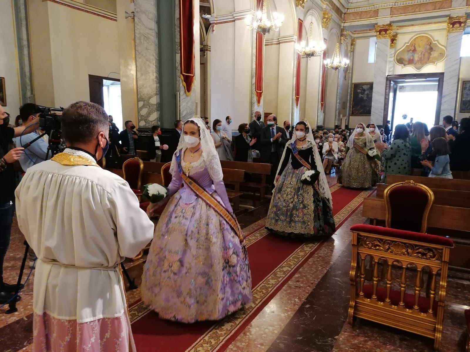 Dia de la Trasladación en las fiestas patronales de la Vall d'Uixó