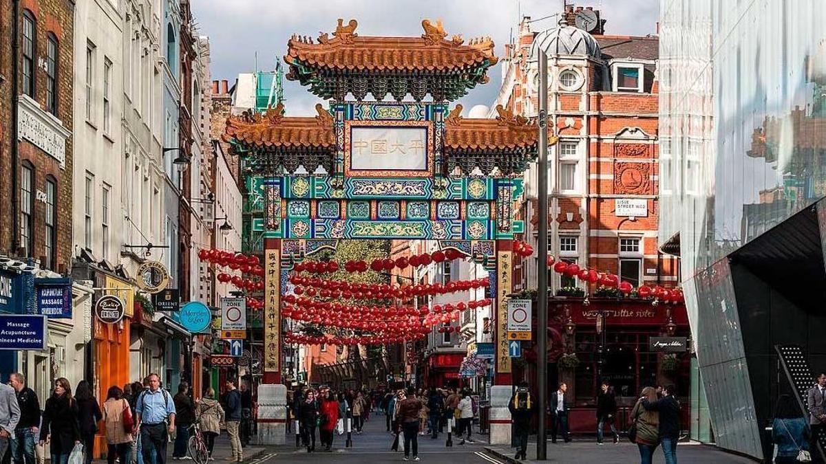 Arco chino de Londres