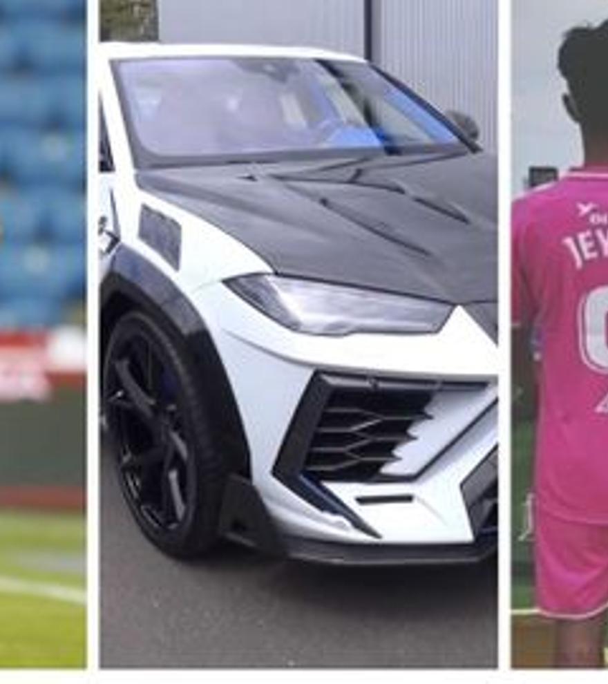 Así es el coche exclusivo que Jesé se ha comprado por 400.000 euros