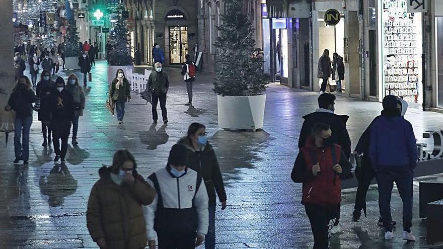 """La Xunta prepara restricciones que afectarán """"aún más"""" a la hostelería, la práctica del deporte y al aislamiento municipal"""