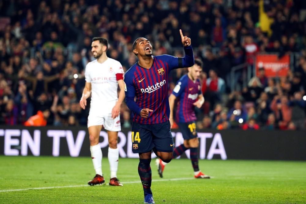 Copa del Rey: Barcelona-Cultural Leonesa