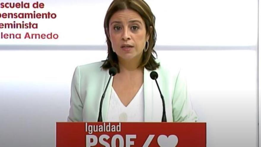 Lastra acusa a Ayuso de abandonar a los madrileños y estigmatizar a los barrios del sur