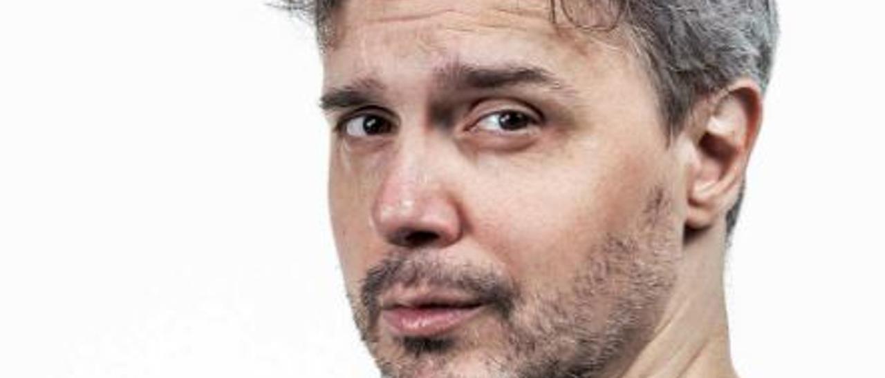 Juan Gómez-Jurado,autor de «Rey Blanco».L-EMV