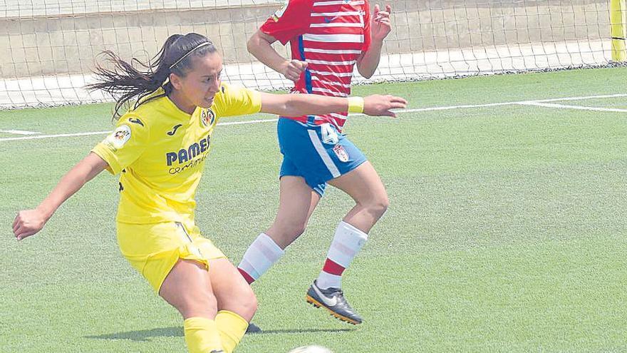 El Villarreal femenino, a un paso de lograr el ascenso matemático a Primera