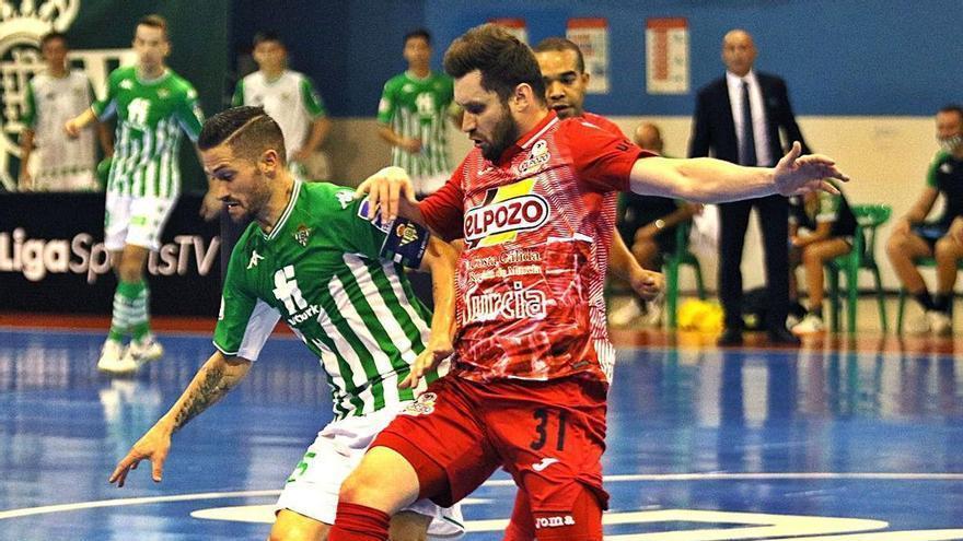 ElPozo Murcia deja escapar el triunfo en el último minuto