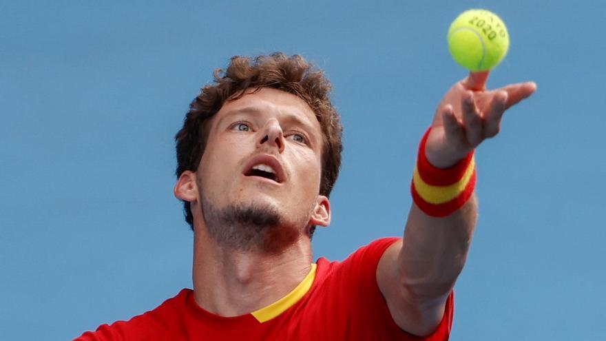 Pablo Carreño se queda a las puertas de la final y peleará con Novak Djokovic por el bronce