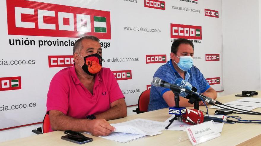 CCOO denuncia el cierre de 270 camas hospitalarias en Málaga este verano
